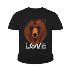 Cute Grizzly Bear Head T-shirt Love Animals Kids Clothes #gift #ideas #Popular #Everything #Videos #Shop #Animals #pets #Architecture #Art #Cars #motorcycles #Celebrities #DIY #crafts #Design #Education #Entertainment #Food #drink #Gardening #Geek #Hair #beauty #Health #fitness #History #Holidays #events #Home decor #Humor #Illustrations #posters #Kids #parenting #Men #Outdoors #Photography #Products #Quotes #Science #nature #Sports #Tattoos #Technology #Travel #Weddings #Women