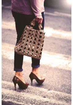 """""""Stunning Mirrow"""" Tote Bag Tote Bags, Straw Bag, Fashion, Moda, La Mode, Carry Bag, Fasion, Fashion Models, Trendy Fashion"""