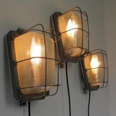 factory lighting - Google Search