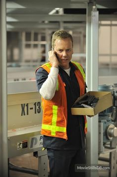"""""""Touch"""" publicity still of Kiefer Sutherland"""
