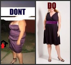 Learn how to make the best style choices for your body type...it will increase your confidence like nothing else!