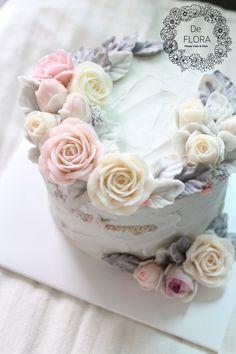 입속의 꽃 디플로라 Bridal Shower Parycake 4월은 결혼하시는 분 결혼을 준비하시는 분들이 참 많은것 ...
