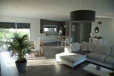 Maison moderne de plain-pied construite à Caussade – 132 m² – Demeures Henry Pierre