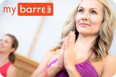 Love Barre3 :) Perfect for those who work at home.