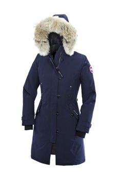 Canada Goose Kensington Parka Femme Navy347