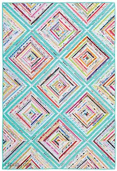 credit: C & T Publishing Modern Selvage Quilting