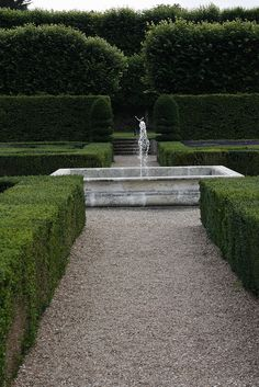 wonder who the garden designer is and where in France this is?