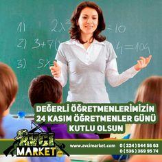 #avcimarketcom, #ogretmenlergünü