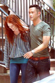Joseph Gordon Levitt dating 2013 Jessica Dubé och Bryce Davison dating