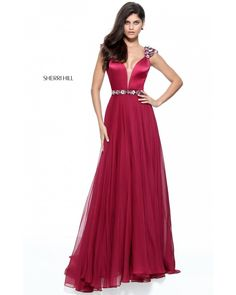 Sherri Hill 51137 Prom Dress