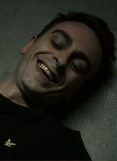UNBELIEVABLE Smile Misfits Tv, Joseph Gilgun, Tattoos, Celebrities, Smile, Tatuajes, Celebs, Tattoo, Celebrity