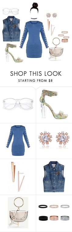 """""""Melrose"""" by missactive-xtraordinary ❤ liked on Polyvore featuring Collette Z, Dean Davidson and Golden Goose"""
