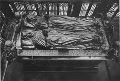 Henry VII and Elizabeth of York:  Westminster Abbey