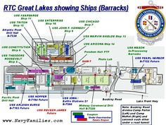 Image Result For Great Lakes Naval Base Building Map