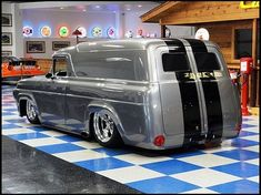 1957 Ford Custom Panel Truck 5.4L, Automatic presented as lot F277 at Dallas, TX 2012 - image10
