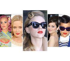 Les plus belles #coiffures #vintage !