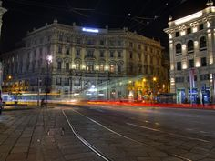 Cordusio Square in Milan