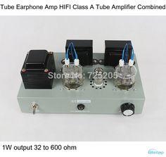 Consumer Electronics Honesty Mini 6j1 Push Fu32 Hifi Tube Amplifier Diy Kit 3.5w+3.5w Audio Vacuum Tube Amp