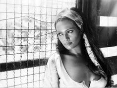 Eritrean actress Zeudi Araya at 20-year-old. Probably the most beautiful Eritrean woman who ever lived.