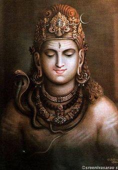 PAINTINGS BY by Shilpi Sri Siddalingaswamy of Mysore by sreenivasarao s