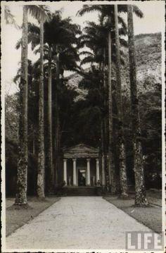 Jardim Botânico, 1930