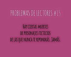 Problemas de lectores #15