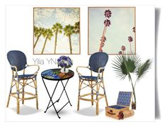 """Nice afternoon"" by yyuan11 on Polyvore featuring interior, interiors, interior design, home, home decor, interior decorating, Universal Lighting and Decor, NOVICA, Frontgate and Nearly Natural"