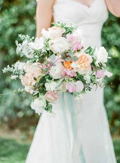 Romantic garden wedding off the Amalfi coast - 100 Layer Cake