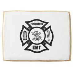 Bonfire Designs: Firefighter Shower Curtain: Firefighter apparel and gifts including tee's, sweat shirts, polo shirts and gift ideas for firefighters with fire dept logos. Firefighter Apparel, Firefighter Emt, Female Firefighter, Paramedic Gifts, Police Officer Gifts, Stone Coasters, Wood Coasters, Gifts In A Mug, Throw Pillows