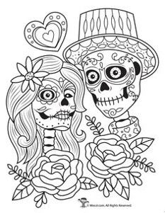 Moon - Printable Adult Coloring Page from Favoreads (Coloring book pages for adults and kids, Coloring sheets, Colouring designs) See our collection of flower coloring pages for adults printable. find out in the gallery below. Shape Coloring Pages, Skull Coloring Pages, Heart Coloring Pages, Printable Adult Coloring Pages, Coloring Pages For Kids, Coloring Books, Kids Coloring, Free Halloween Coloring Pages, Free Coloring