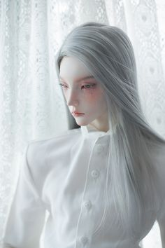 Anime Dolls, Bjd Dolls, Art Doll Tutorial, Art Reference Poses, Anime Figures, Ball Jointed Dolls, Doll Face, Concept Art, Character Design