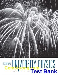 Sears zemanskys university physics vol 1 13th edition essential university physics 3rd edition richard wolfson solutions manual pdf fandeluxe Images