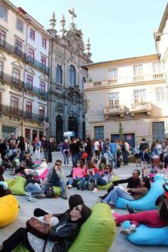Largo S. Domingos, Porto - Portugal