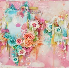 2Crafty Chipboard - Stacey's November Inspiration