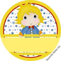 kit festa pequeno príncipe latinha