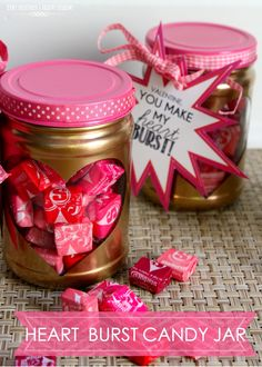 A Love-Ly Round-Up of My Favorite Valentine's Day Projects!
