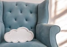 Our product is the unique cloud night lamp that is made with love and care for the most important people in your life. This cloud night light works on the simple batteries, which is very convenient because you can place it anywhere you want. Marquee light is made from birch plywood and its perfect for baby room decor or as a gift for any person, as a baby shower gift. * 2xAA included batteries * Have a switch for easy on/off or DIMMER SWITCH. * Painted with Italian acrylics * Wall mount...