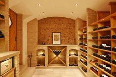 Weinkellerbau und Weinlagerung im Gewölbekeller von Neuschwander - Gewölbekeller