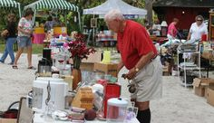 Yard sale, market help raise funds for Kashi Ashram w/photos