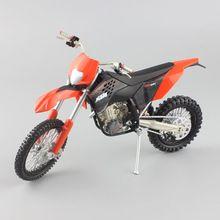 1:12 scale ktm 450 exc 09 motorcycle diecast model bike miniature superbike  mx models