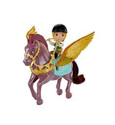 ddbe3878b81 Amazon.com  Disney Sofia the First Flying Horse