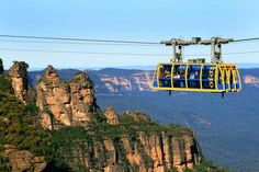 Scenic World - opportunity to ride the Scenic Skyway (own expense)