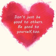 This is the core message for increased self esteem, happiness and success in life  www.happylife.net.au