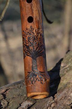 Пимак, флейта лююви, Native American Flute