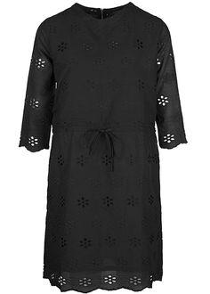 Kjole sort 10084 Storm og Marie Roy Dress - black