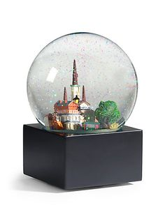 Signature Saks - New Orleans Snow Globe