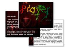 A Prayer PowerPoint Templates