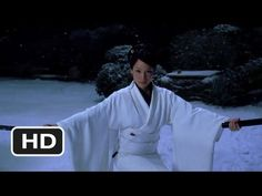 The choreography of this scene is just beautiful! Kill Bill: Vol. 1 (2003)  - Showdown at the House of Blue Leaves