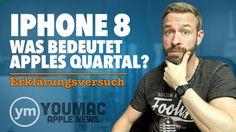 IPHONE 8: Pünktlich knapp und teuer? [Apples Quartalspressekonferenz] | youmac NEWS