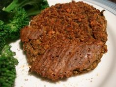 Vegan Veggie Burgers - Gluten Free!